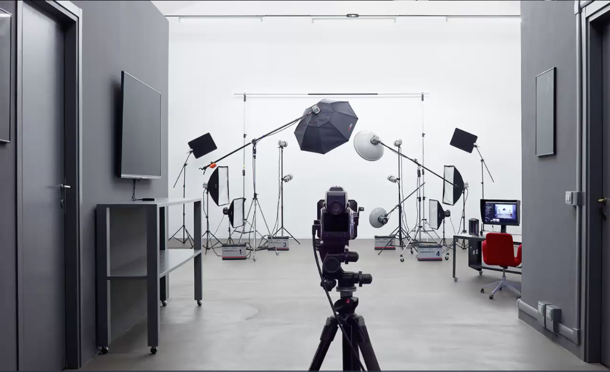 Studio Fotografico Whitebox