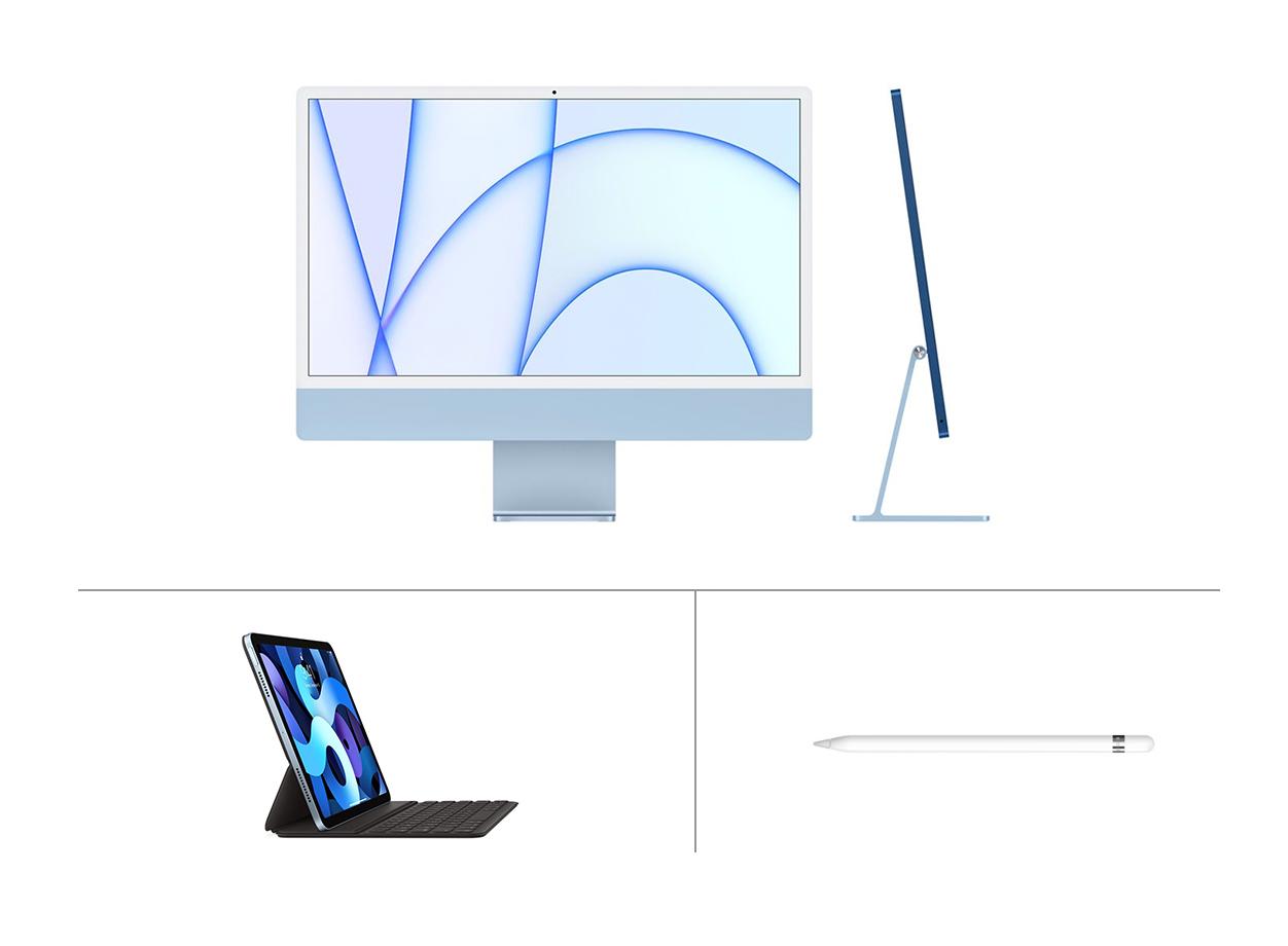 Noleggio operativo iMac e iPad Pro